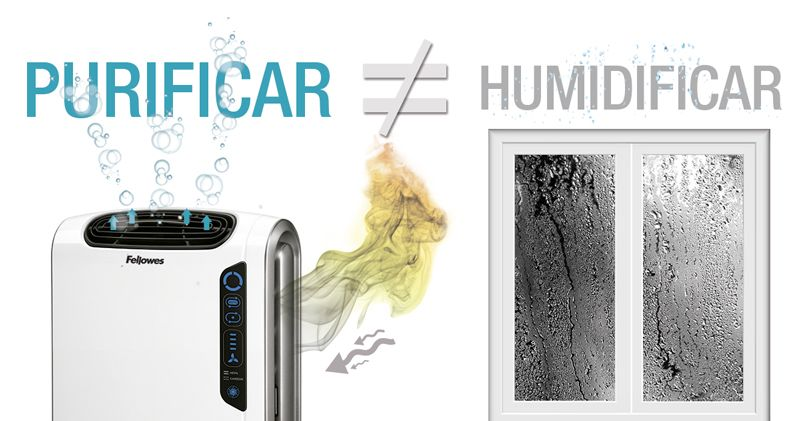 Diferencias Purificador Vs Humidificador